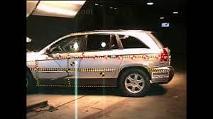 chrysler pacifica 2004 side crash test by nhtsa crashnet1