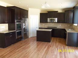 kountry wood products georgetown coffee maple cabinets kitchen