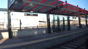 seatac light rail station seattle seatac airport to university street station on link light