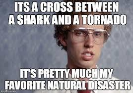 Sharknado Meme - sharknado s creator imgflip
