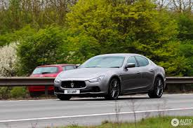 maserati green maserati ghibli diesel 2013 21 april 2017 autogespot