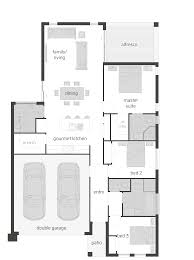 floor plans qld kingston 25 house design by mcdonald jones exclusive to