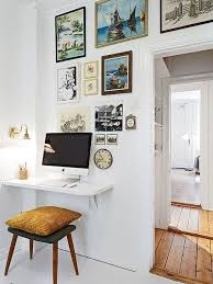 Small Desk Space Ideas Small Space Home Office Solutions The Everygirl