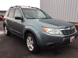 forester subaru 2009 featured used cars in the greater duluth area miller hill subaru