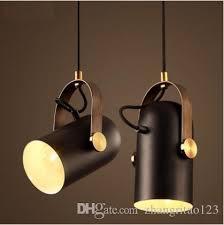 Adjustable Pendant Light Simple Modern Hanging L Led Fixtures Fashion Iron Hanging L