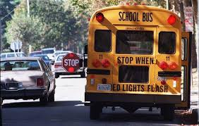 What Does A Flashing Red Light Mean Roadshow Why Don U0027t Californians Stop For Buses U0027 Red Lights