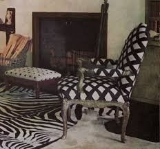 Billy Baldwin Interior Designer by Patricia Gray Interior Design Blog Zebra Carpets