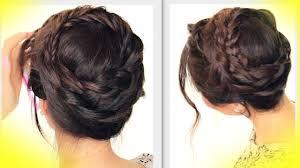 summer hairstyles cute crown braid tutorial updo hairstyle