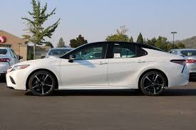 new 2018 toyota camry xse v6 4dr car in roseburg t18016 clint