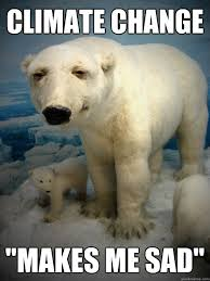 sad polar bear memes quickmeme