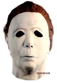 latex halloween mask kits michael myers mask don post official halloween mask escapade uk