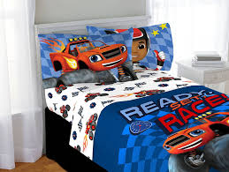 Truck Bedding Sets Blaze And The Machines Comforter And Sheets