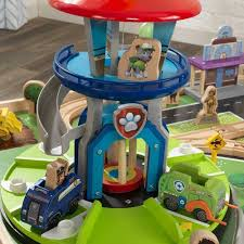 paw patrol adventure bay play table amazing unique shaped paw patrol toys myhomeimprovement