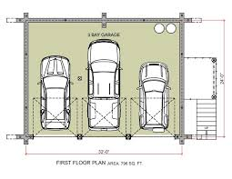 size of a three car garage building plans garages my shed plans step by step 2 car garage door