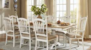 White Leather Dining Room Chairs White Leather Dining Room Chairs Ottawa Dining Table Set