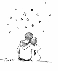 see easy cute relationship drawings more about couple sketch and