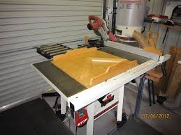 miter cuts on table saw table saw miter sled the apprentice and the journeyman