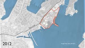 Salem Massachusetts Map by Footprint Power