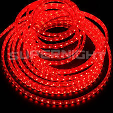 Christmas Rope Lights Red by Supernight 10m 5050 110v Led Rope Lights For Christmas Festival