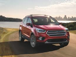 suv ford cars com names 2017 ford escape winner in compact suv challenge