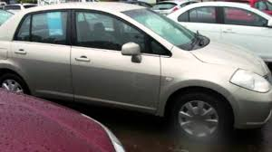 nissan tiida latio 2015 2006 nissan tiida c11 st gold 4 speed automatic sedan youtube