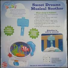 musical fish tank baby soother crib toy educational toys planet