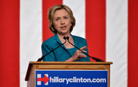 can hillary clinton win over the left the nation