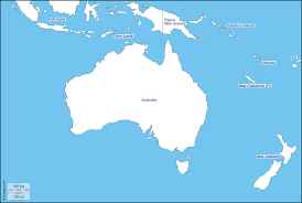 Blank Hemisphere Map by Southern Oceania Free Map Free Blank Map Free Outline Map Free