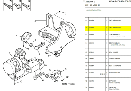 citroen xantia 1993 2000 suspension technical matters