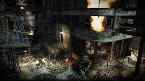 World At Night Map Call Of Duty World At War Dlc Call Of Duty Wiki Fandom