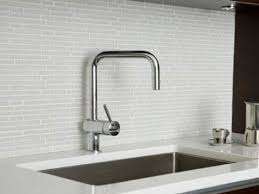 white kitchen backsplash ideas amazingly modern white glass