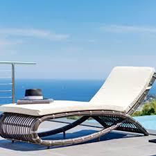 chaise longue hesperide nouveautés été 45 chaises longues transats et bains de soleil