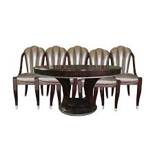 viyet designer furniture tables eclectic dining table and chairs