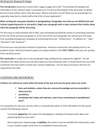 how do u write a research paper how to use footnotes in an essay cover letter chicago format essay student guide for completing csec history sba pdf it is especially important to clearly define the