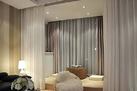 Room Curtain Dividers by How To Hang Up Curtains To Divide A Room Think Thin Walls As In