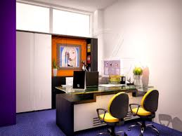 library school interior library with home office modern design purple interior