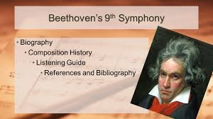 biography of beethoven ludwig van beethoven by sausha sommers symphony 9 movement ppt download