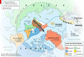 Nba Divisions Map Chart Of Russia U0027s Fortification Of The Arctic Business Insider