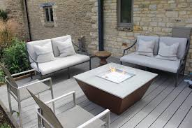 aztec gas fire table garden fire pits from rivelin architonic