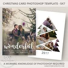 this is a sided flat card template featuring