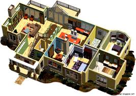 Home Design 3d Review by Endearing 30 Cad For Home Design Design Inspiration Of 4 Bed Room