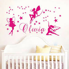 sticker chambre bébé fille stickers muraux pour salon 4 stickers muraux chambre bebe fille