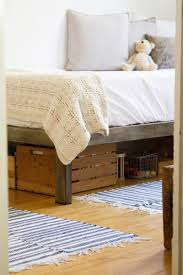 Keetsa Bed Frame by Life In A Tiny Apartment U2013 Reading My Tea Leaves U2013 Slow Simple