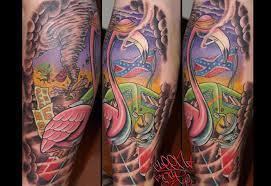 las vegas tattoos bright lights big city bold ink tattoo com