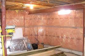 basement moisture barrier figure interior spray foam with