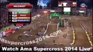 lucas oil ama motocross live stream ama supercross 2017 anaheim rd 1 live stream online video