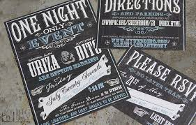 chalkboard wedding invitations chalkboard style wedding invitations vintage vuadeville chalkboard