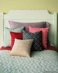Sofa Pillow Sets by Pillow Projects Martha Stewart