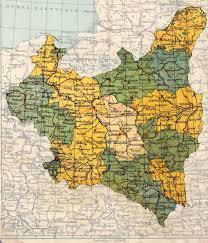 Map Poland Maps