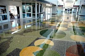 master terrazzo projects dallas ft worth airport